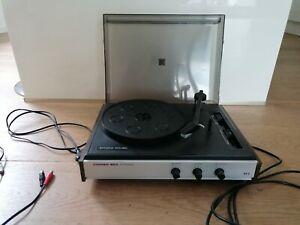 RFT Ziphona Combo 923 Plattenspieler Retro DDR