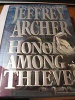 Honour Among Thieves,Jeffrey Archer- 9780002242882