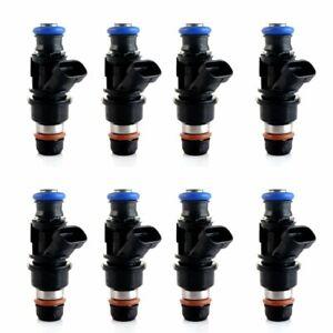8X Fuel Injectors Fit Chevrolet Silverado Suburban 4.8L / 5.3L / 6.0L 17113553