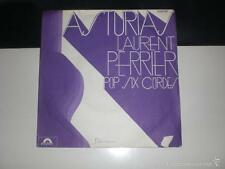 SINGLE LAURENT PERRIER - ASTURIAS / POP SIX CORDES - POLYDOR FRANCE 1972 VG+