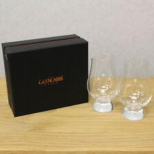 Le glencairn officiel les verre whisky-Lot de 2 (noir coffret de présentation)