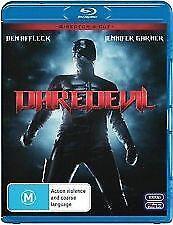 DAREDEVIL DIRECTOR'S CUT BLU RAY - NEW & SEALED MARVEL, BEN AFFLECK, ELEKTRA