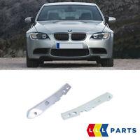 NEW GENUINE BMW 3 SERIES E90 E92 E93 M3 FRONT BUMPER BRACKETS PAIR SET N/S + O/S