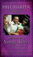 Letters to a Young Sister : DeFINE Your Destiny Paperback Hill Harper