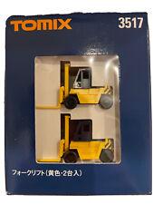Tomix Fork Lift 3517