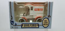 Ertl Die Cast Metal 1905 Ford Delivery Car Toy Coin Bank VS Variety Stores