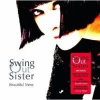 """SWING OUT SISTER """"BEAUTIFUL MESS"""" 2 CD NEW+"""