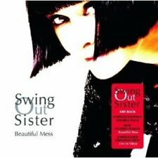 "SWING OUT SISTER ""BEAUTIFUL MESS"" 2 CD NEW!"