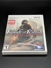 Prince of Persia The Forgotten Sands Nintendo Wii BRAND NEW SEALED!