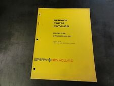 New Holland Model 358 Grinder Mixer Service Parts Catalog Manual     5-82
