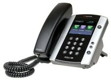 Polycom VVX 500 IP Business Media Phone Voip 12 Line RRP $500+