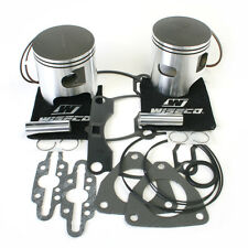 Wiseco 83mm Bore Top End Piston Kit For Polaris 900 Fusion/RMK/Switchback 05-06