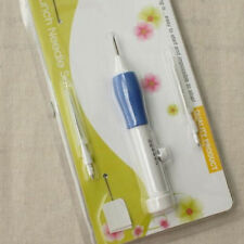 1.3/1.6/2.2mm Embroider Punch Needle Embroidery Pen Kit Magic Stitchwork Tool ha