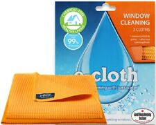 E-CLOTH WINDOW CLEANING CLOTHS USE ON CONSERVATORIES AND GLASS DOORS  E 80698