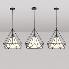 Kitchen Pendant Light Bedroom Lamp Black Chandelier Lighting Bar Ceiling Lights