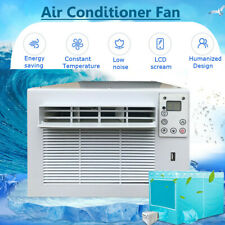 1100W Portable Air Conditioning Water Cooler Fan Flow Filter Installation Fast