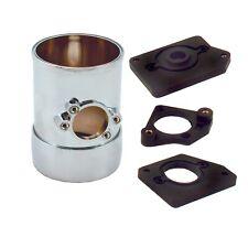 For 2000-2007 Subaru Outback Mass Air Flow Sensor Adapter Chrome