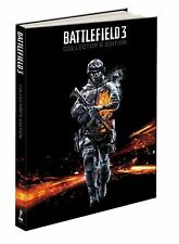 BATTLEFIELD 3 Collector's Edition Strategy Guide (Hardcover, 2011) Video Games