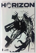 HORIZON #1 B&W SKETCH VARIANT EDITION SDCC SKYBOUND EXCLUSIVE IMAGE NM