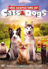 The Secret Life of Cats  Dogs (DVD, 2016) NEW & SEALED!