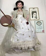 Mundia Poupees de Collection Sissi Elisabeth d'Autriche Doll  LE #428 of 1000