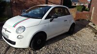2012 Fiat 500 Limited Edition Twinair