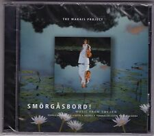 The Marais Project - Smorgasbord - Music From Sweden - CD (MOVE MCD512)