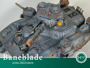 Baneblade - warhammer 40k