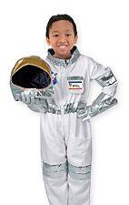 Melissa & Doug 18503 Astronaut Costume