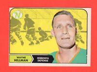 1968-69 O-Pee-Chee OPC  # 47 Wayne Hillman  exmt-nrmnt