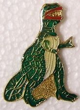Hat Lapel Pin Scarf Clasp Animal Dinosaur #1  NEW