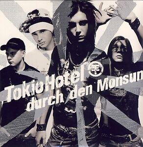 TOKIO HOTEL - Durch den Monsun - 2 Tracks