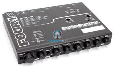 AUDIOCONTROL FOUR.1i CAR AUDIO EQUALIZER LINE DRIVER 13 VOLT CROSSOVER NEW