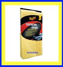 MEGUIARS Panno Microfibra 60x40 Supreme Shine Microfiber PROFESSIONALE auto