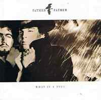 "FATHER FATHER - WHAT IS SOUL? - 7"" 45 VINYL RECORD w PICT SLV 1990"