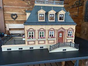 Playmobil Bodenplatte aus Puppenhaus 53005305Rosa Serie1900