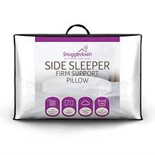 Lato Sleeper Cuscino Bianco Supporto Stabile progettato per Cuscini Letto traversine laterale