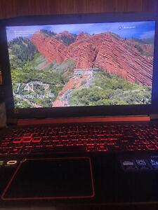 Acer NITRO 5 Gaming Laptop Along With Elgato Hd60 , Elgato Chatlink,1080p Webcam