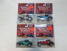 Imperial Roaring 20's Classics Die Cast lot of 4 cars