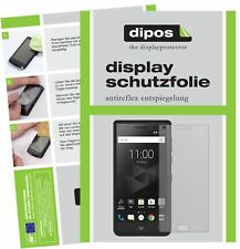 2x Blackberry Motion Pellicola Protettiva Protezione Schermo Antiriflesso dipos