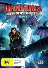 Dragons - Riders Of Berk : Part 2 DVD : NEW