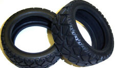 BS937-009 1/10 RC Buggy Street On Road Rubber Tire Tyre x 2 Front