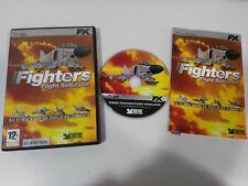 STRIKE FLIGHTERS FLIGHT SIMULATOR JUEGO PARA PC DVD-ROM ESPAÑA