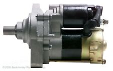 187-0377 Beck/Arnley 17160 Reman Starter fits 88-89 Honda Prelude S Si 2.0L