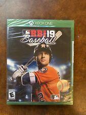 RBI 19 Baseball (Xbox One, 2019)
