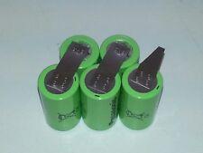 Battery 6V 1700mAh Kreidler Foil Rmx Rs EBL801 Zündapp Hercules KX Ulo Box