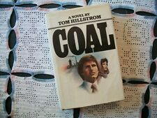 Coal (Tom Hillstrom, 1980 1st Edition HCDJ)