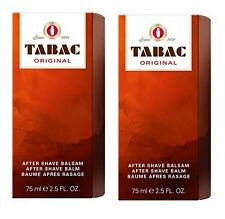 2-pack Tabac Original Aftershave Balm 75ml Multi-Buy