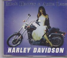 Mick HArvey&Anita Lane-Harley Davidson cd maxi single
