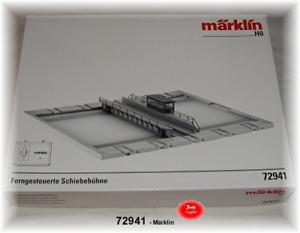 Märklin 72941 Ferngesteuerte Schiebebühne#NEU in OVP##